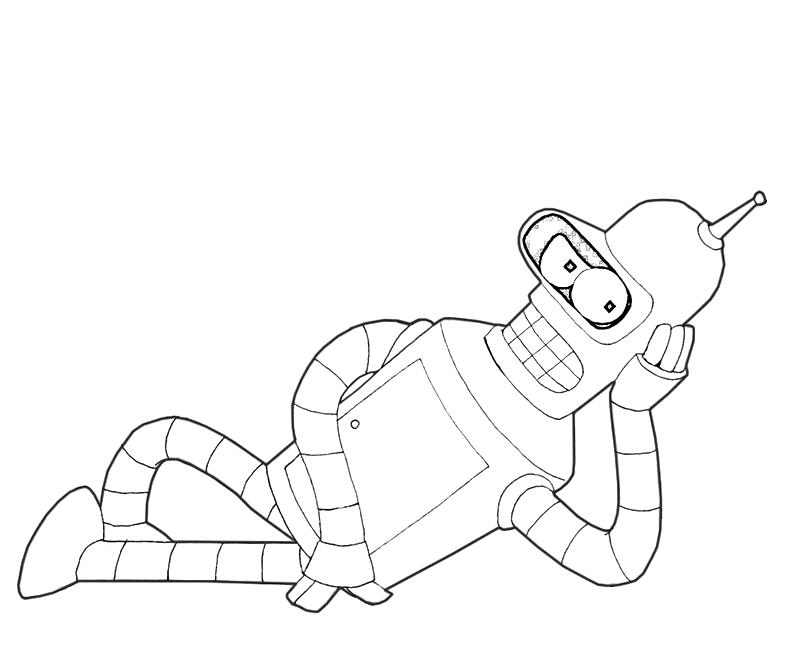 printable-bender-sleep-coloring-pages