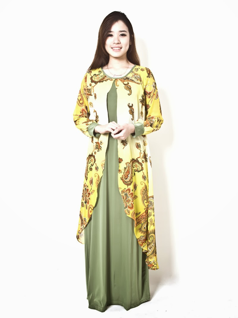 Baju Muslimah Borong 2013