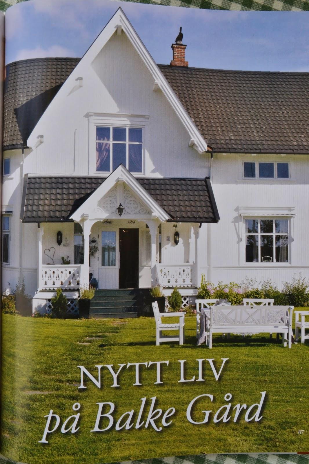 nostalgie im landhaus vakre hjem 3 2011 mit fr hling mit der farbe rot und w ndersch nen. Black Bedroom Furniture Sets. Home Design Ideas
