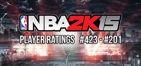 NBA 2K15 200+ Player Ratings Revealed [#423 - #201]
