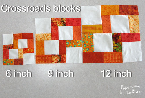 Orange Crossroads blocks