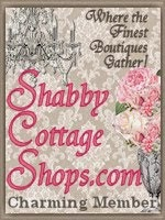 I'm a Proud member of Shabby Cottage Shops, a great online shopping mall!