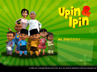 Upin Ipin Wallpaper