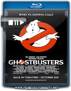 Os Caça-Fantasmas Torrent - BluRay Rip 720p Dual Áudio