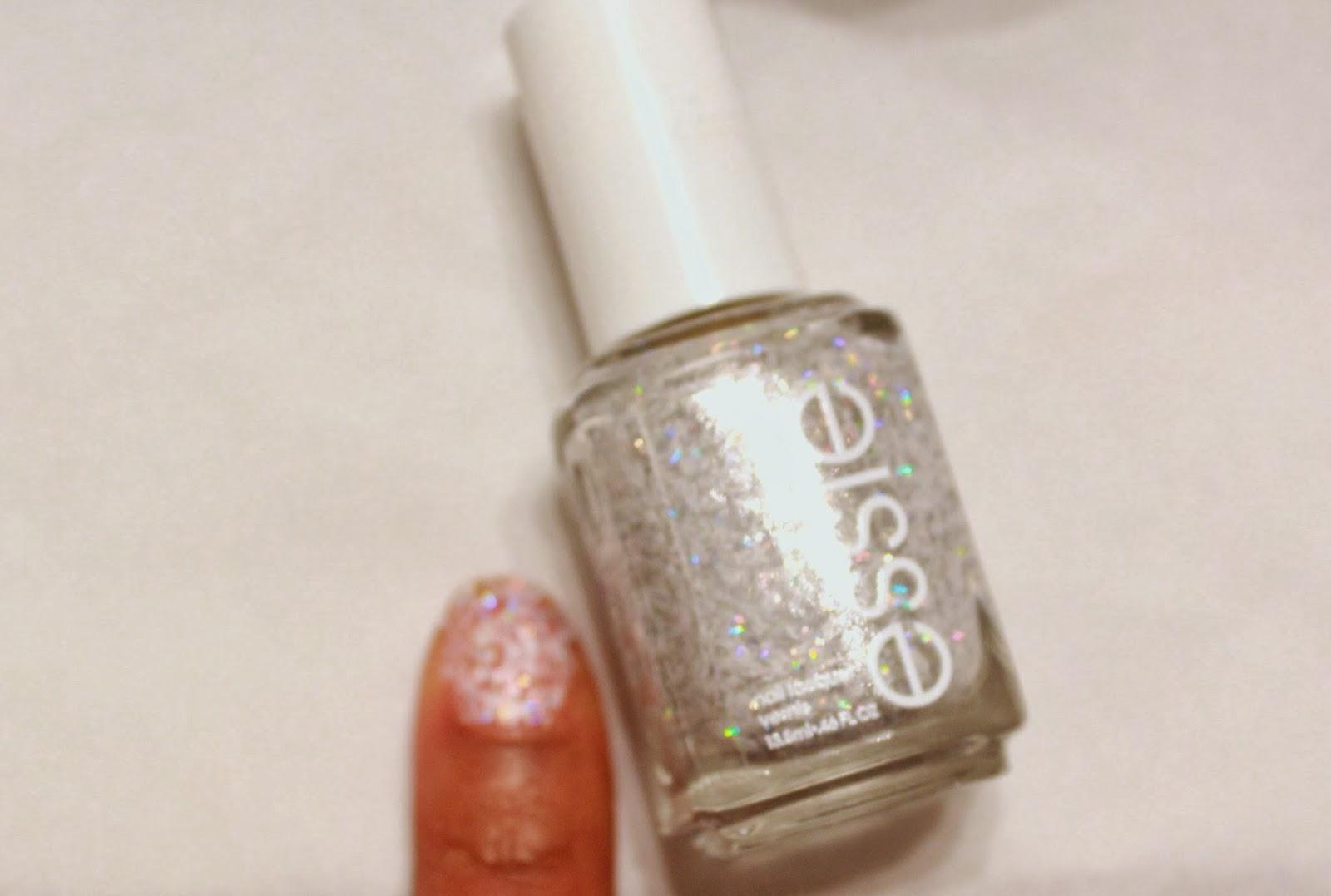 Colección de Essie: Encrusted Jewels... Una reseña ...