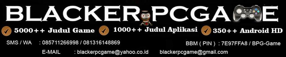 Blacker PC Game Murah