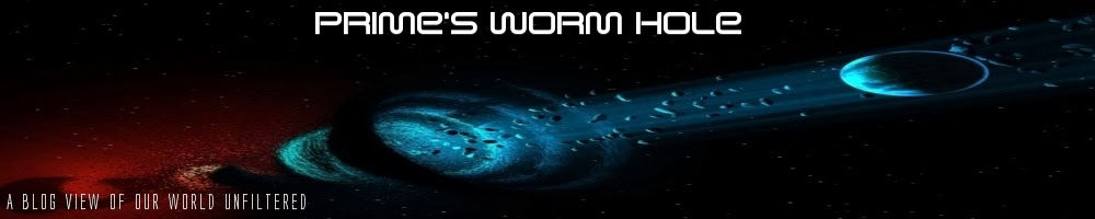 Prime's Worm Hole