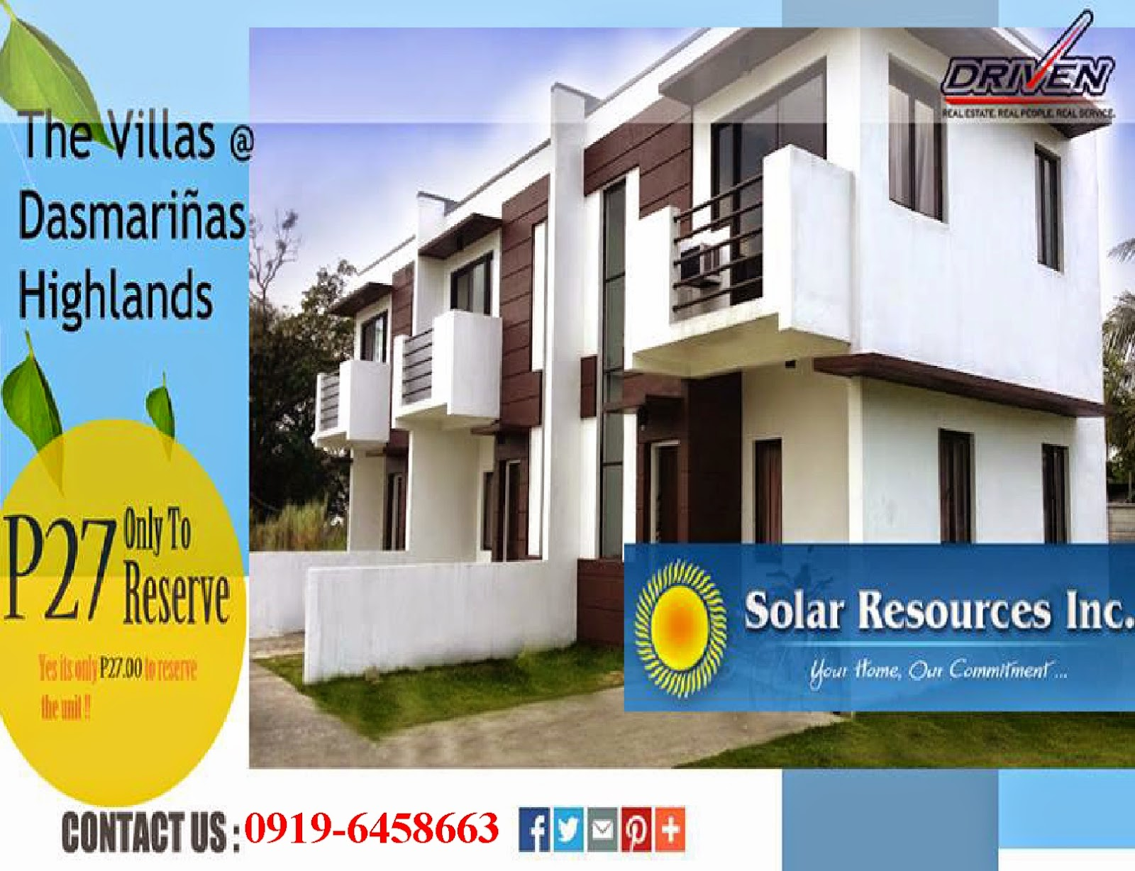 Amazing PAGIBIG Rent To Own House And Lot For Sale In Dasmarinas Cavite The Villas  At Dasmarinas Highlands