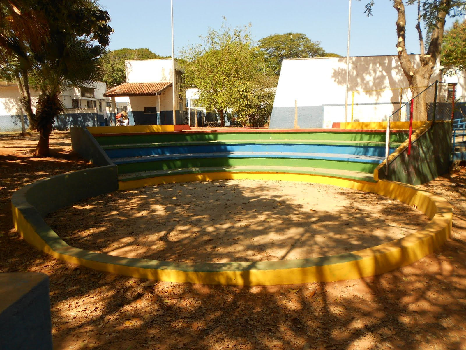anfiteatro (redondo)