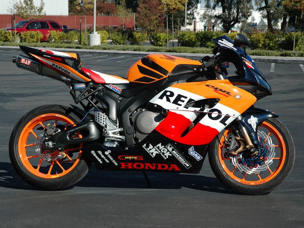 Honda CBR1000RR Repsol New Motorcycles