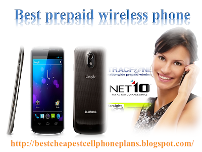 best prepaid wireless phone
