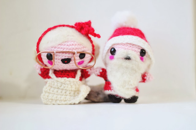 How to make amigurumi hair?