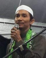 Ketua Pemuda PAS Pulau Pinang, Yusni Mat Piah, DUN Sungai Acheh