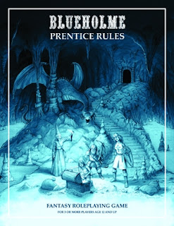 Blueholme Prentice Rules - Michael Thomas // Corey Ryan Walden
