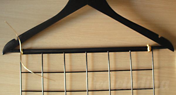 Reciclodina percha para pa uelos y cinturones - Perchas infantiles de pared ...