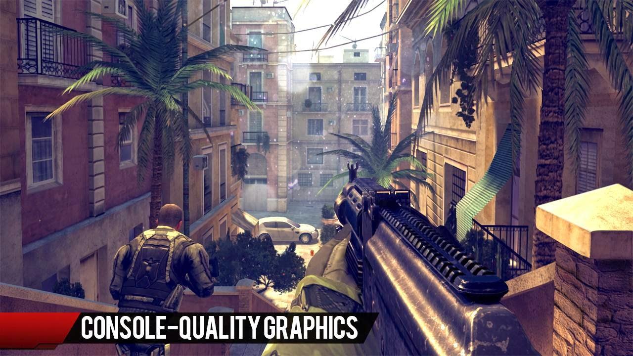 Modern Combat 4 Zero Hour 1.1.7c Mods