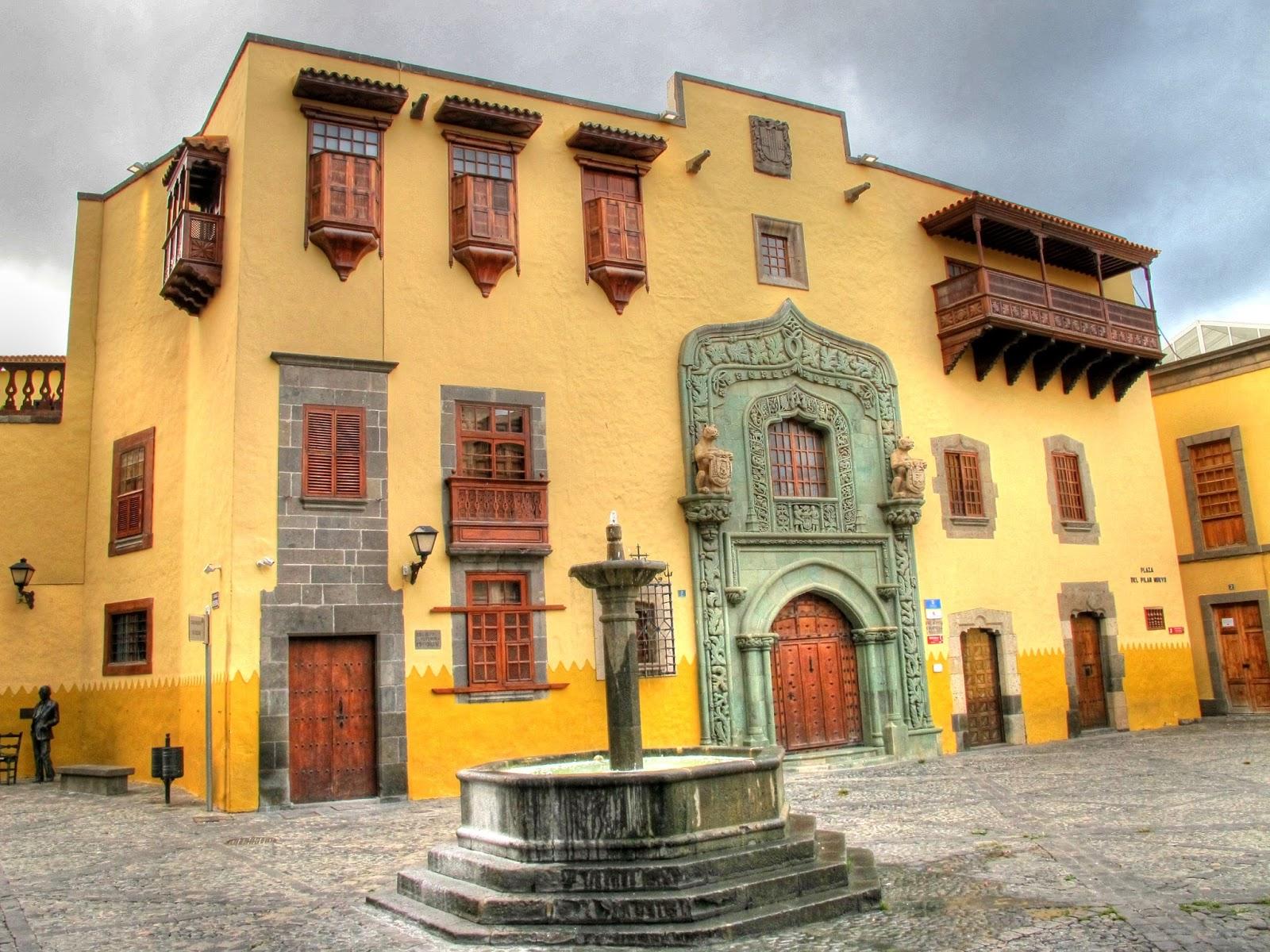 La casa de col n en vegueta las palmas de gran canaria - Pisos com las palmas de gran canaria ...