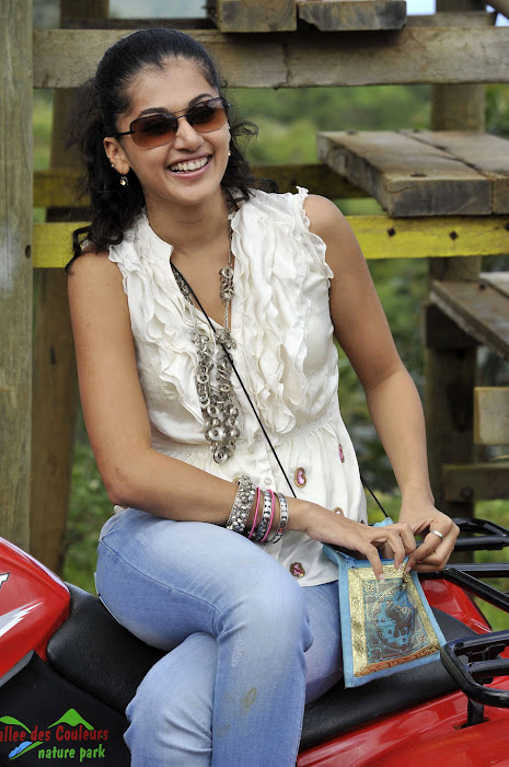 tapsee from mogudu movie, tapsee unseen pics