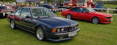 BMW 6 Series E24 x2