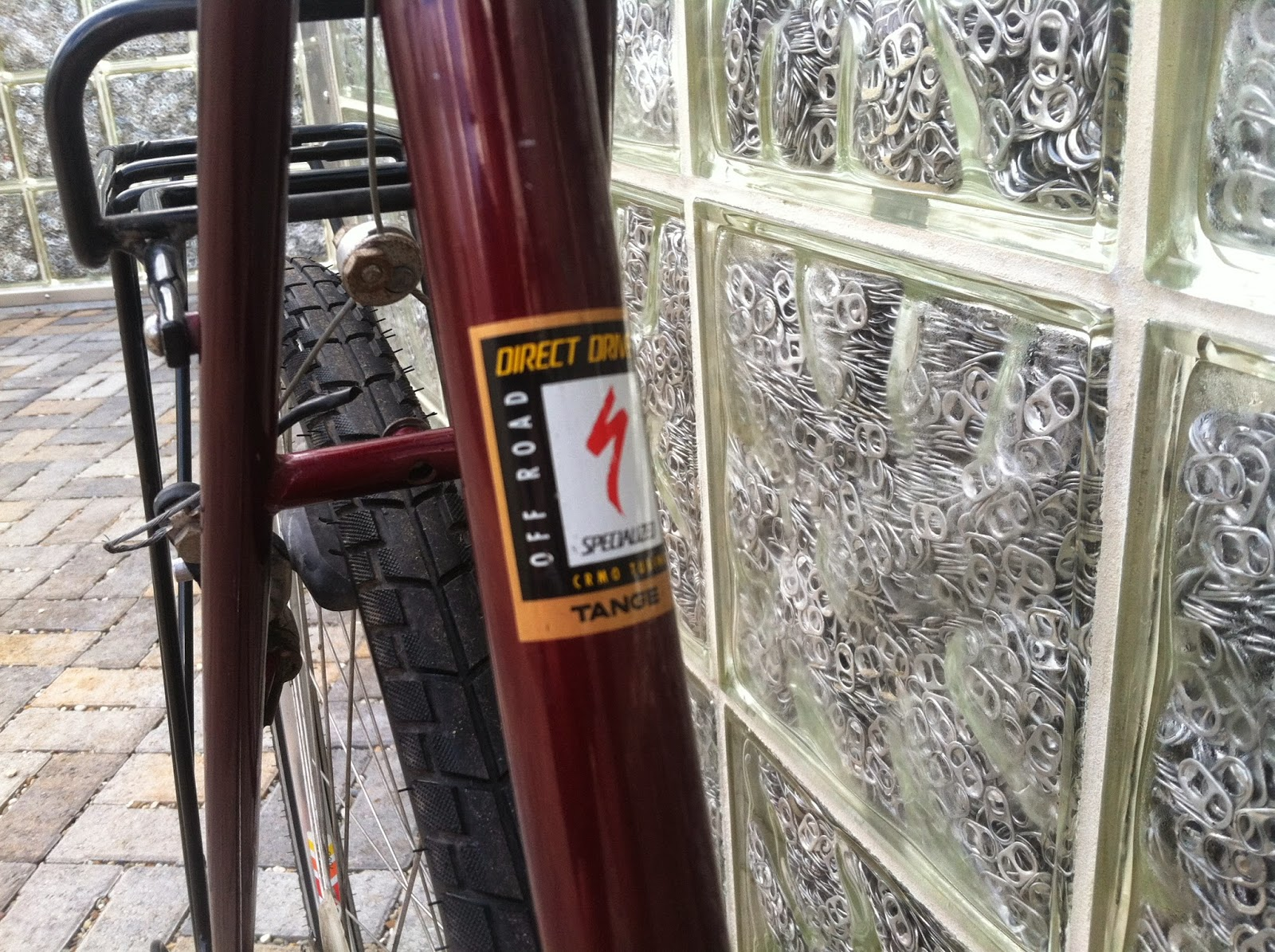 Hi I Have A Bike Frame That The Decal Says It Has Specialized Direct Drive Off Road Tange CRMO Tubing Does Anyone Know What Is Straight Gauge 4130