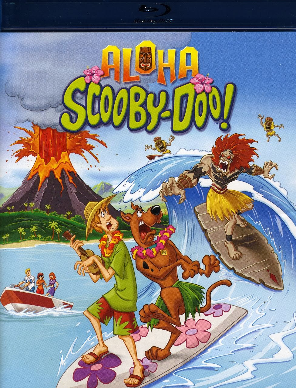L movies talk aloha scooby doo - Scoobidou film ...