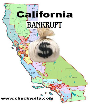 California Liberal land
