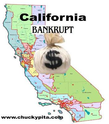 California Liberal land
