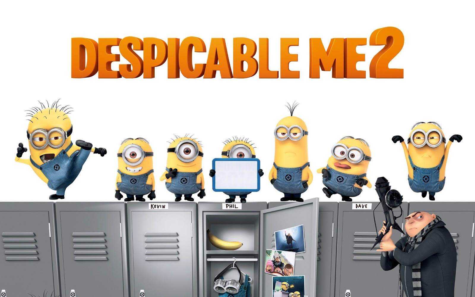... Singapore Food & Lifestyle Blog: Movie Review: Despicable Me 2 (2013