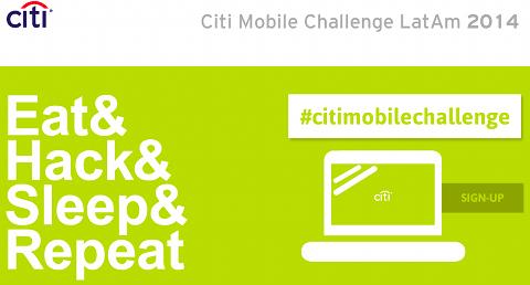 Citi Mobile Challenge LatAm 2014