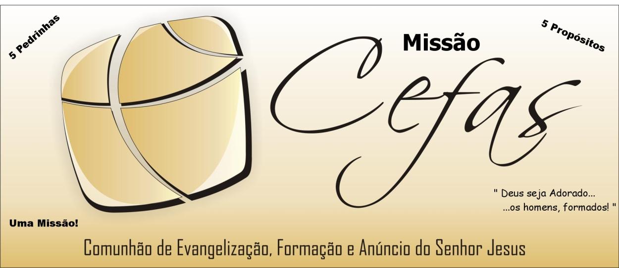 MISSÃO CEFAS