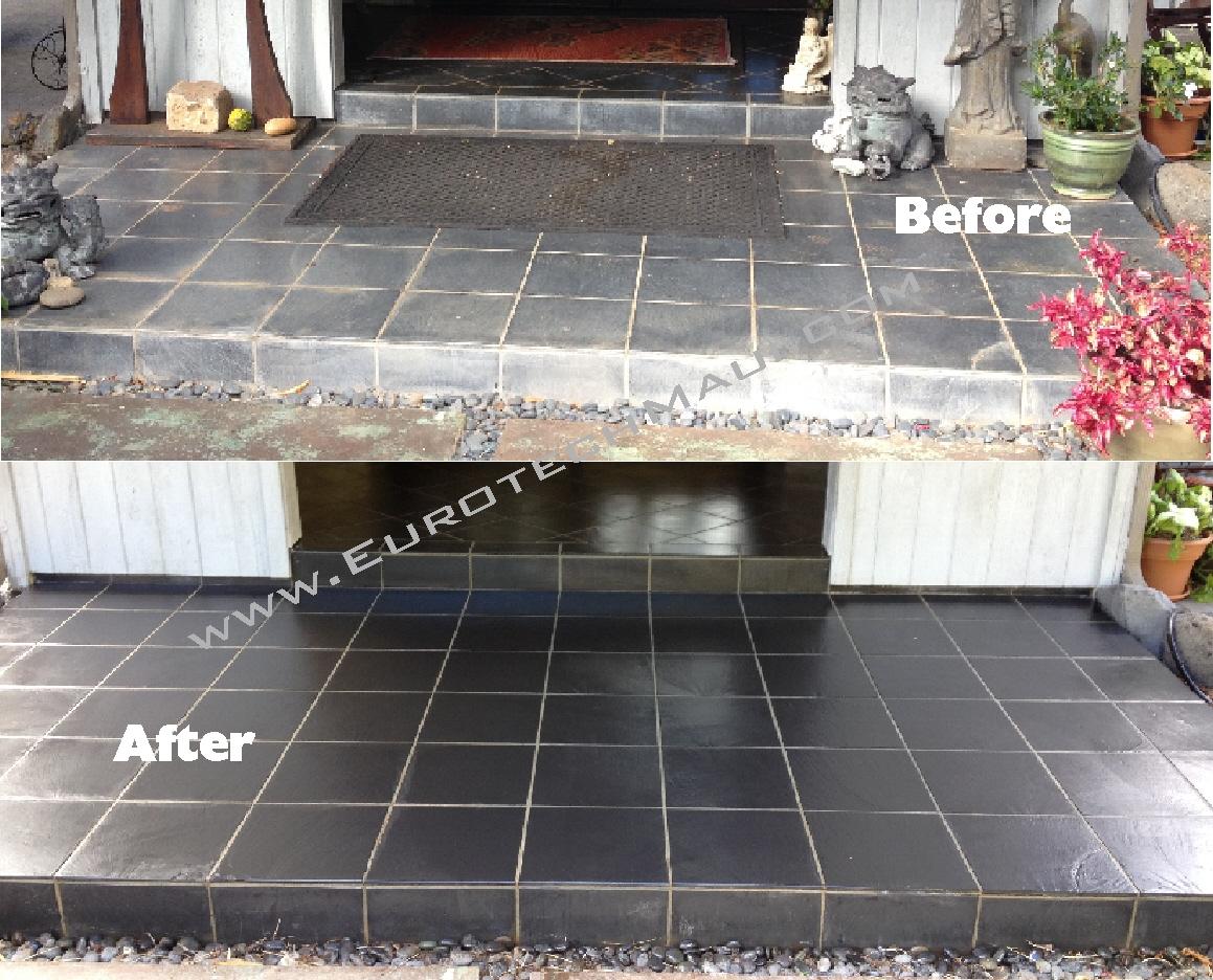 EUROTECH Marble Stone Tile Care MauiHawaii 8088770222