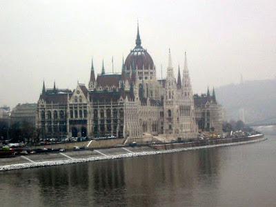 Viaggio a Budapest Ungheria