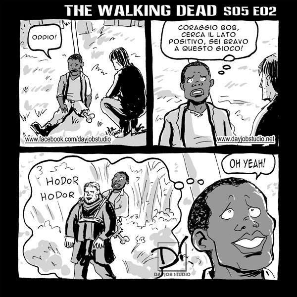 The Walking Dead 5x02 (Dayjob Studio)
