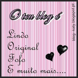 O teu blog...