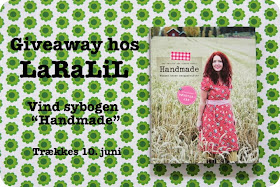 Give away hos LaRaLiL - 10. juni