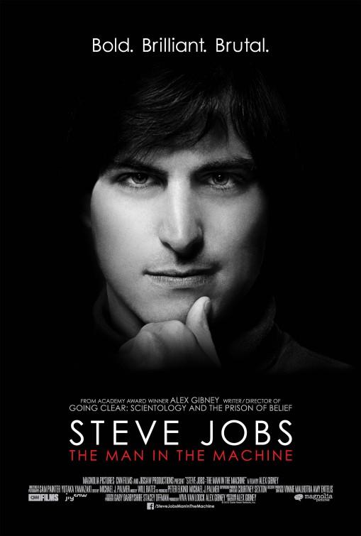 Người Đàn Ông Cứng Nhắc -  Steve Jobs: The Man in the Machine