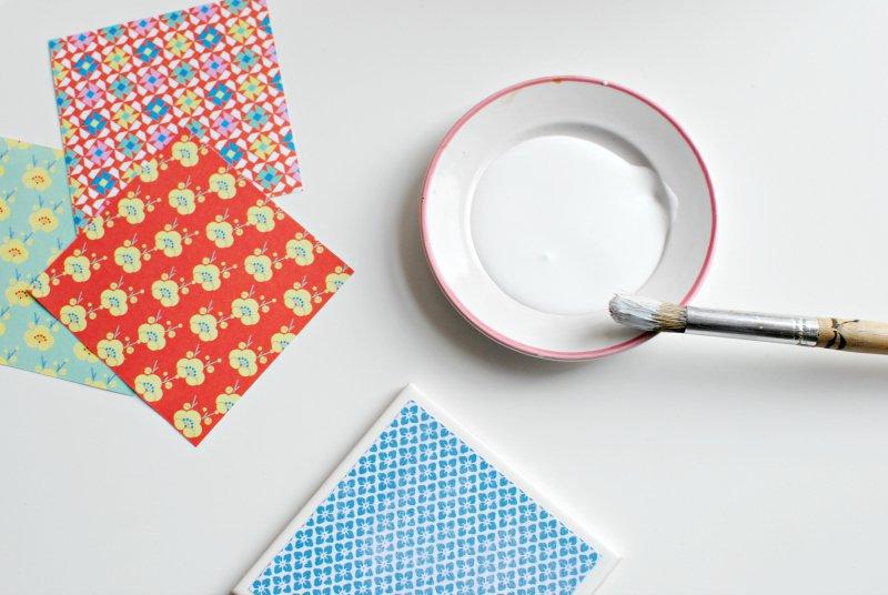 Diy Make Your Own Tile Coasters Burkatron