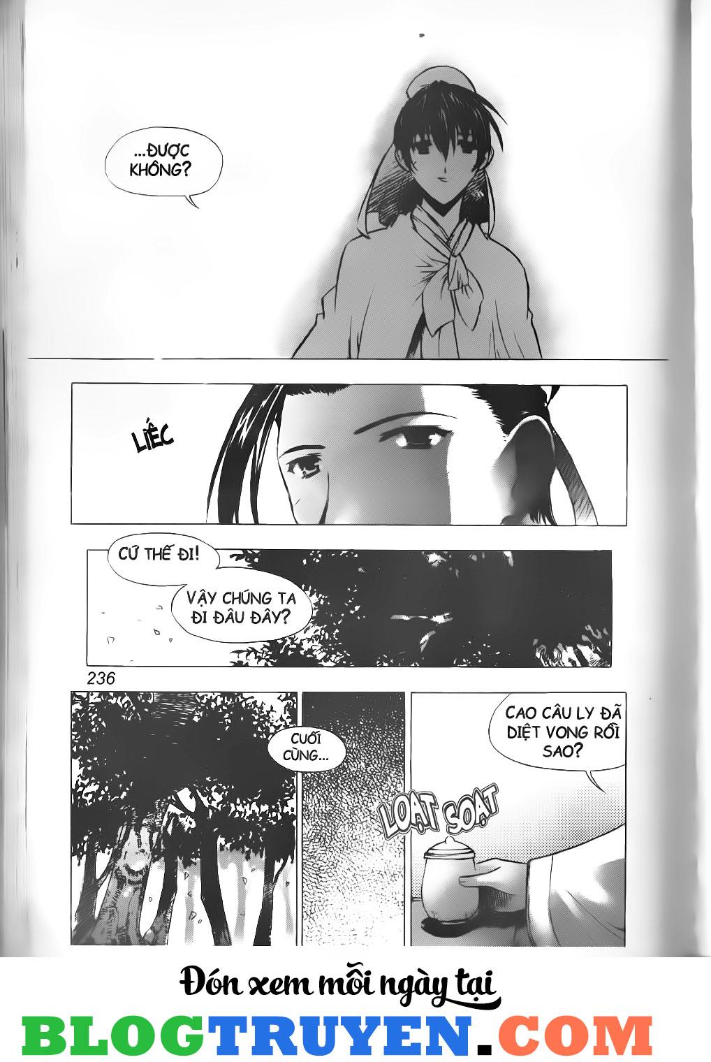 Thiên Lang Liệt Truyện chap 123 – Kết thúc Trang 5 - Mangak.info