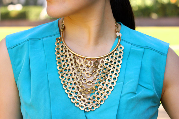 Stella and Dot Sierra Necklace