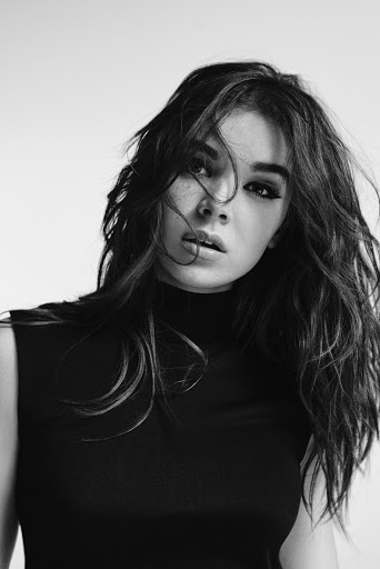 Hailee Steinfeld Wonderland Magazine August 2015 photo shoot