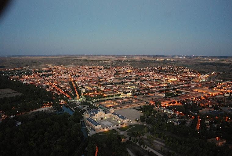 Aranjuez de noche