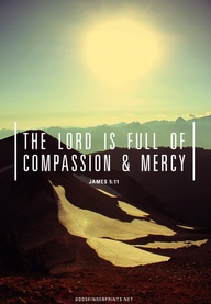 the lord is full of compassion and mercy quotes and stories