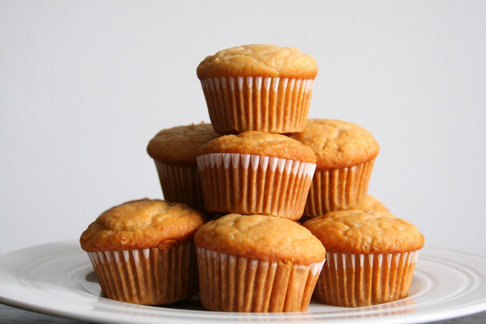Vegan Gluten Free Vanilla Cupcakes