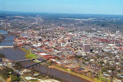 Downtown Columbus GA