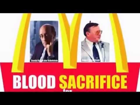 BLOOD SACRIFICE FOR MCDONALD'S