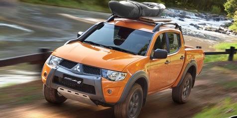 Harga Mobil Mitsubishi Strada Triton Savana Off