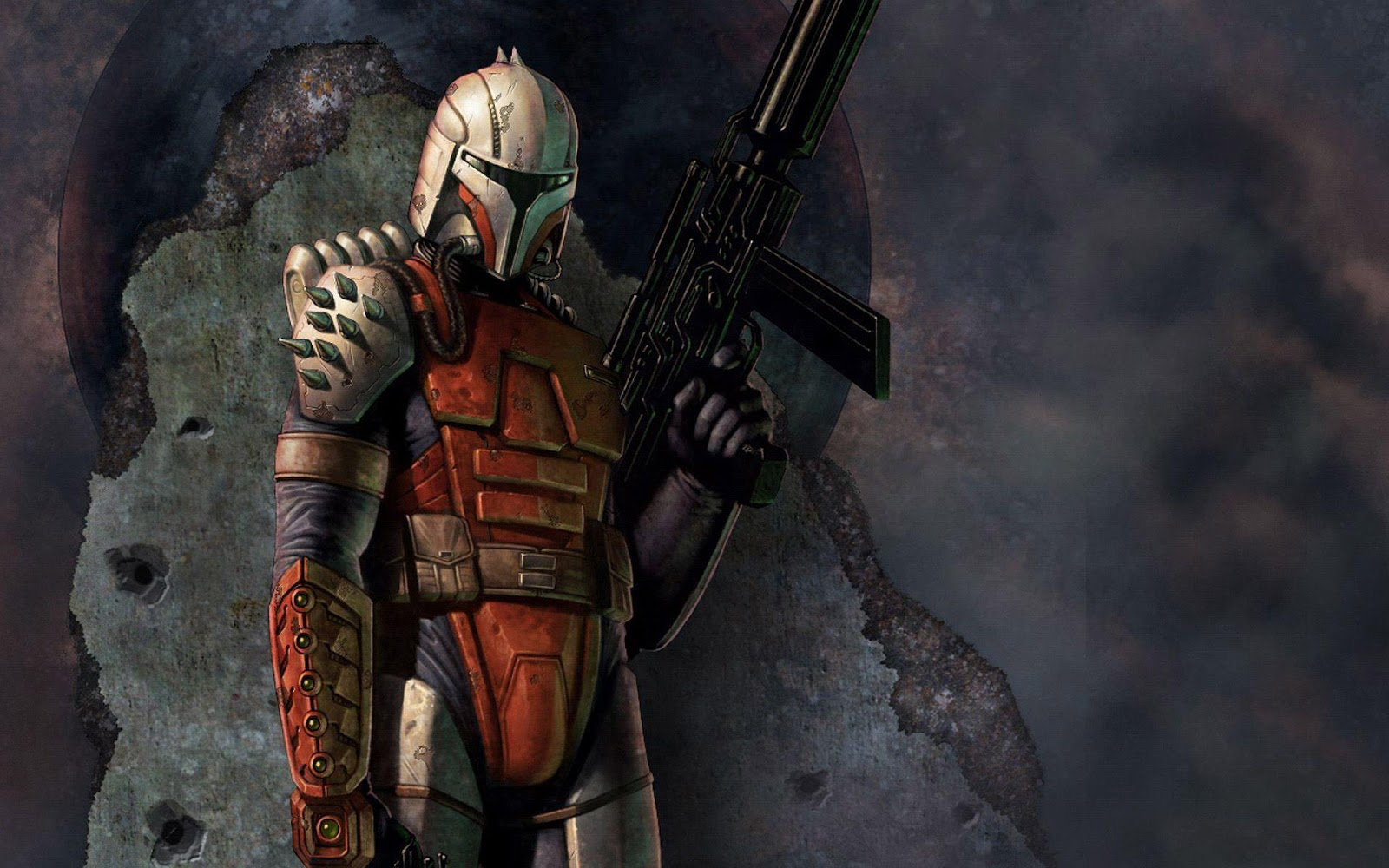 Mandalorian Star Wars Pictures