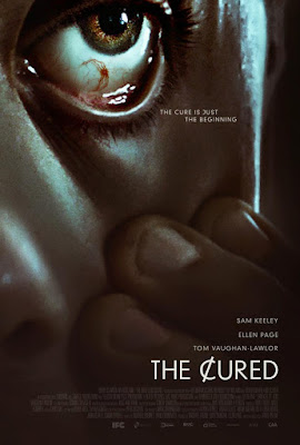 The Cured 2017 DVD R1 NTSC Latino