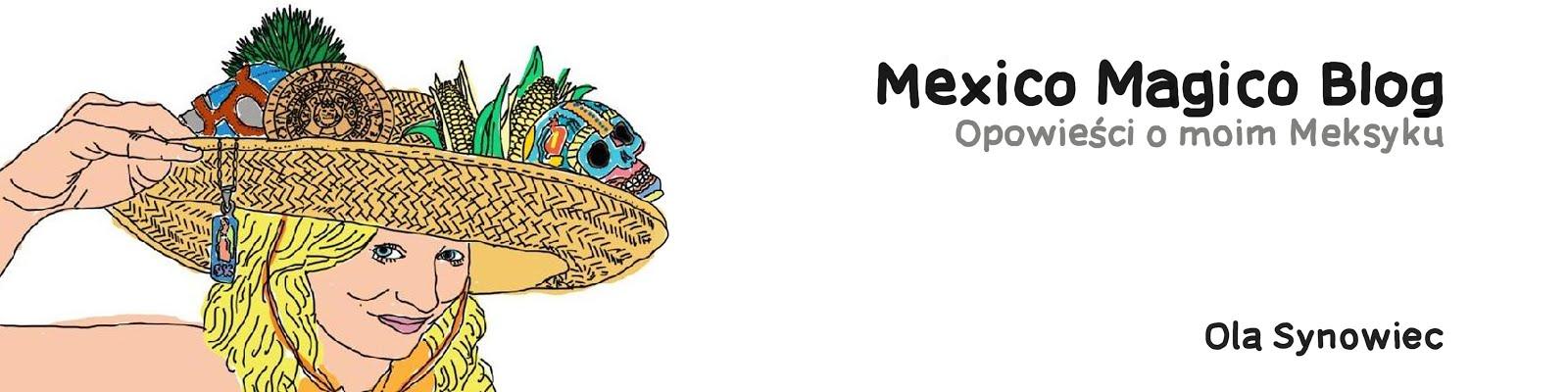 Mexico Magico Blog - Blog o Meksyku