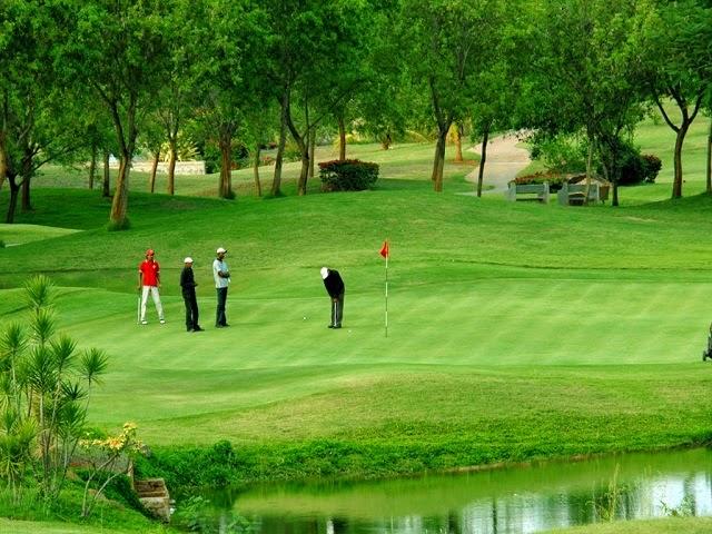 Jaypee Greens Golf Resort, Noida